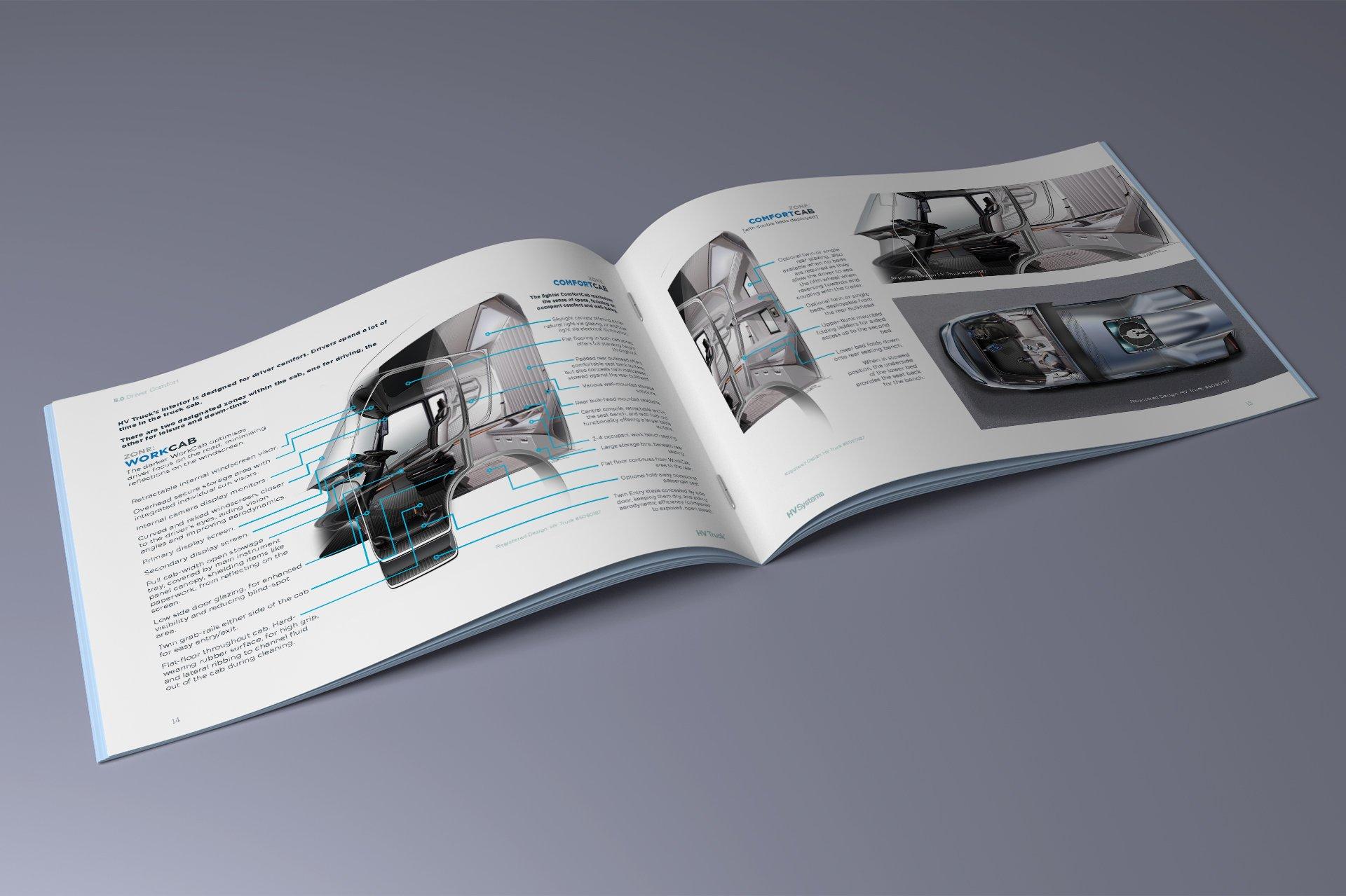 Saddle Stiched Brochures