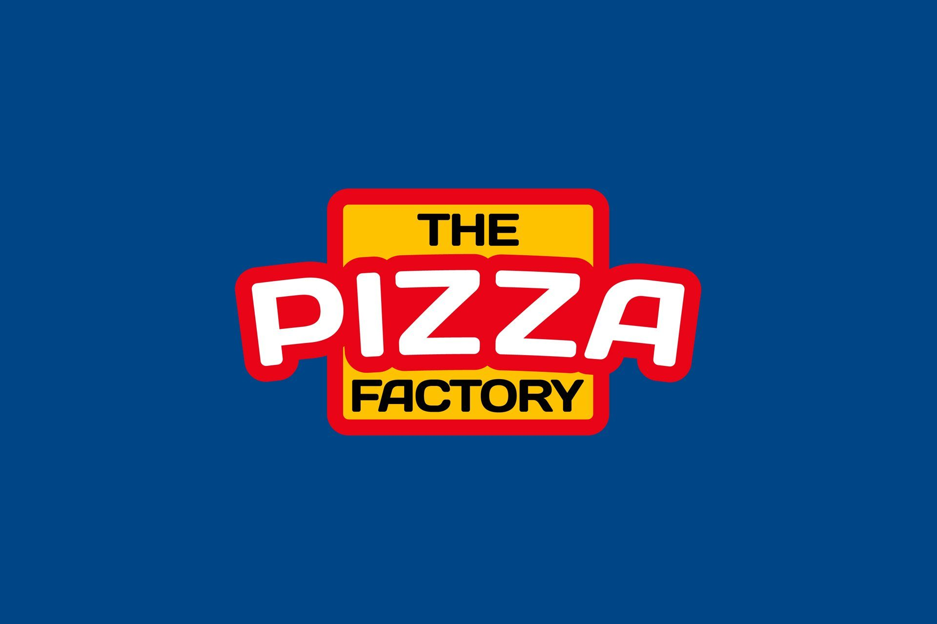 The Pizza Factory Logo